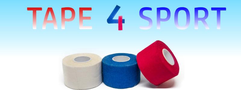 Tape4sport LOGO